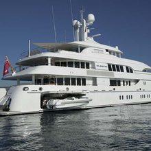Huntress Yacht Tender Storage