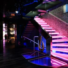 Nonni II Yacht Illuminated Stairs