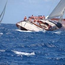 Gaia Yacht