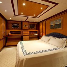 Enigma Yacht Guest Stateroom