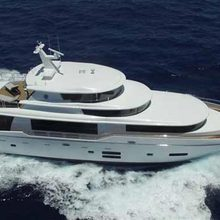 Johnson 93 Yacht