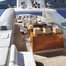 Ambition Yacht Sundeck