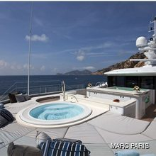 Ventum Maris Yacht Sundeck - Forward
