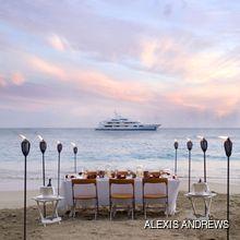 Paraffin Yacht Beach View