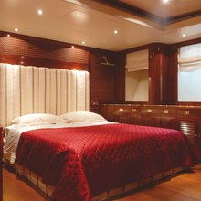 Ariete Primo Yacht Double Stateroom