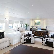 Achilles Yacht Main Salon