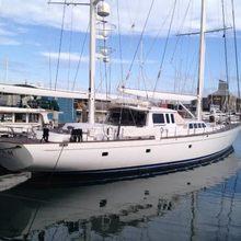 Globana M Yacht