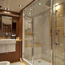 Bagheera Yacht Master Bathroom
