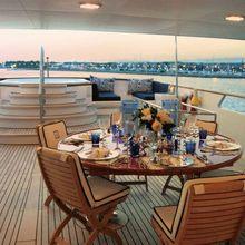 Genesia Yacht Seating