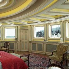Samar Yacht Master Stateroom - Windows