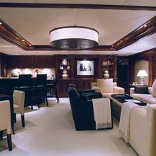 Bouchon Yacht Main Salon Forward