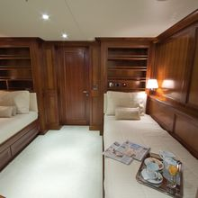 You & Me Yacht Twin Stateroom