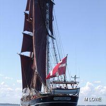 Eye of the Wind Yacht