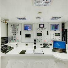 Kokomo III Yacht Control Room