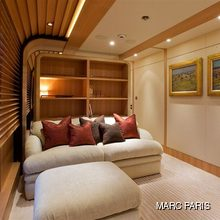 Ventum Maris Yacht VIP Lounge