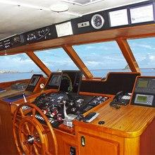 Mary Elizabeth II Yacht