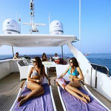 Sea Tramp Yacht