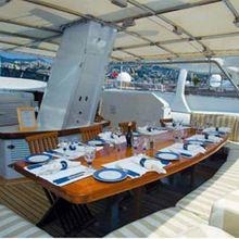 Happyssima Dei Galli Yacht