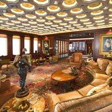 Samar Yacht Main Salon - Seating