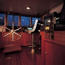 Elsa Yacht Bridge - Night