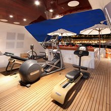 MP5 Yacht Gym