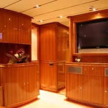 Seabiscuit Yacht Master Stateroom - Screen