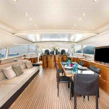 Volare Ancora Yacht