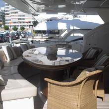 Mariposa Yacht