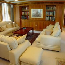 Elsa Yacht Main Saloon - Overview