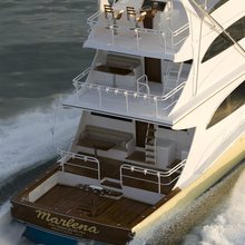Relentless Pursuit Yacht