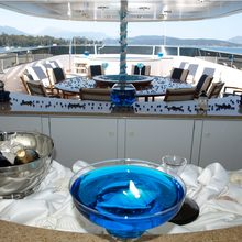 Ionian Princess Yacht Bar View