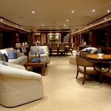 Nina Lu Yacht Salon & Dining
