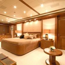 Force India Yacht Master Stateroom - Seating