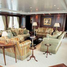 Paraffin Yacht Main Salon - Day