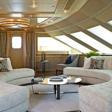 H Yacht Master Cabin Seating Forward
