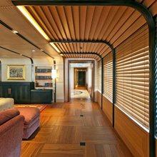 Ventum Maris Yacht Main Salon Side