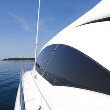 Outside Edge IV Yacht