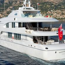 Leonardo III Yacht Aft Decks