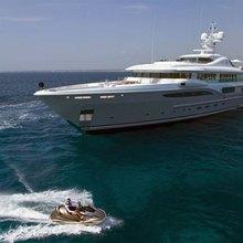Ventum Maris Yacht Running Shot - Tender