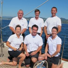 Seabiscuit Yacht Crew