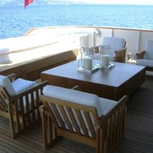 MP5 Yacht Exterior Seating