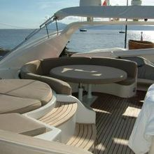 Tiffany Yacht