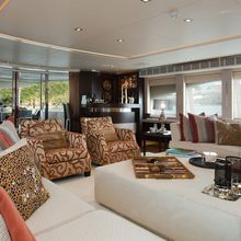 4YOU Yacht Upper Salon - Seating Area