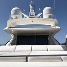 Princess V78 Yacht