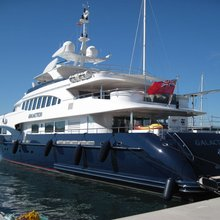 Red Sapphire Yacht