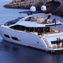 Sunseeker 28 m Yacht
