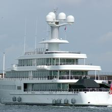 Fountainhead Yacht