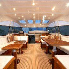 M Sixty Five Yacht
