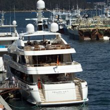 Follow Me V Yacht