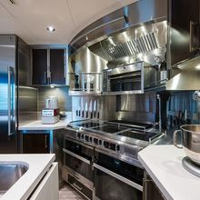 Amicitia Yacht Galley